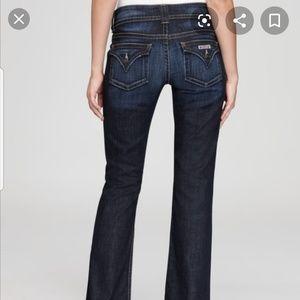 Hudson Signature Bootcut Jean's size 32